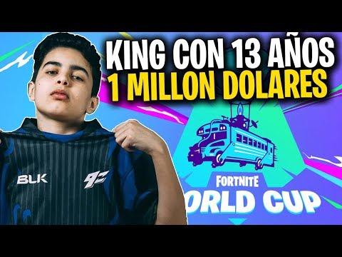 Xxx Mp4 KING LA PARTIDA QUE LE GANÓ CASI 1 MILLON DE DOLARES WORLD CUP FORNITE PARTIDA FINAL 3gp Sex