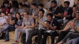Startupbootcamp FinTech Singapore Selection Days 2016