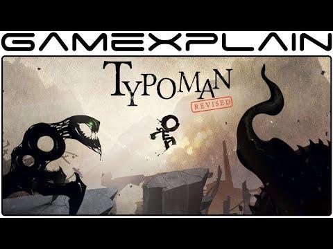 Typoman: Revised - Game & Watch (Nintendo Switch)
