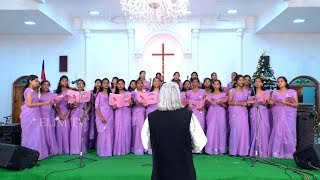 New Tamil Christmas Song   Women's Christian College Choir Nagercoil   Justin Daniel
