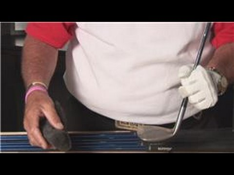 Golf Information : Removing Rust From Golf Clubs