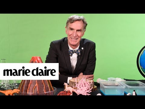 Reasons Why You Need to Follow Bill Nye on Instagram | Marie Claire