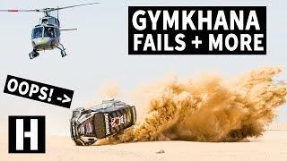 Ken Block Gives us 10 More Gymkhana Secrets! Rolls, Disappearing Cars, + More