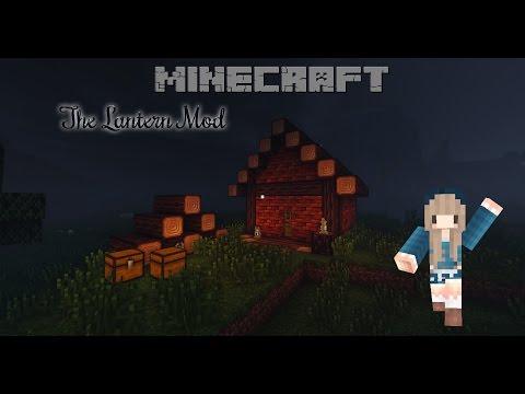 Minecraft Mod Review: The Lantern Mod