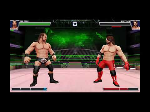 WWE Mayhem restarting part 8