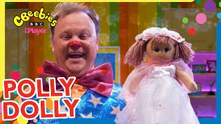 Mr Tumble's Polly Dolly Compilation!    CBeebies