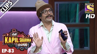 Rajesh Arora with Kangana & Shahid – The Kapil Sharma Show - 19th Feb 2017