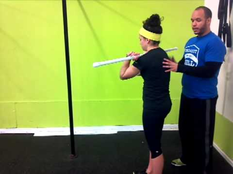 Shoulder and Back Series: Improving Posture