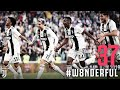 The W8NDERFUL Moment Juventus Lifted The Scudetto