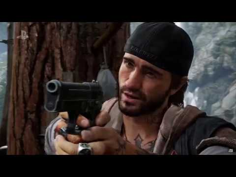 Days Gone Gameplay Trailer - E3 Sony PlayStation 2017