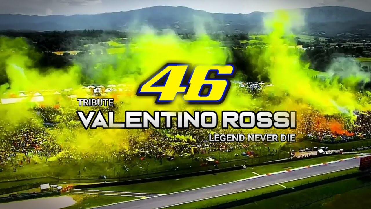 Best Moments Valentino Rossi Tribute - Legend Never Die