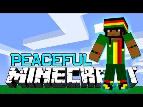 Minecraft: PEACEFUL CHALLENGE!