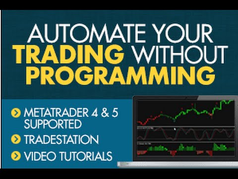 Forex Robot Nation - EA Builder Review - Forex EA Creation - Forex Robot Nation