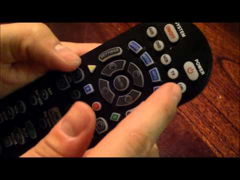 HOW TO PROGRAM TV Channel Button on CABLE Remote Control