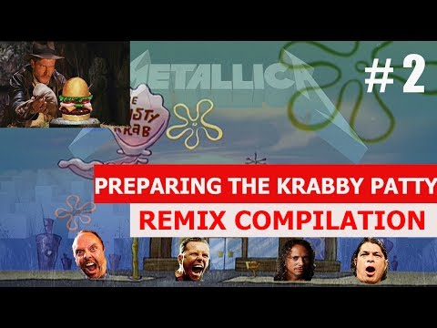 Preparing The Krabby Patty - REMIX COMPILATION 2