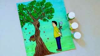 Save Forest Drawing Videos 9tube Tv