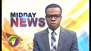 TVJ Midday News: Tension in Section of Mountain View Avenue - December 2 2019