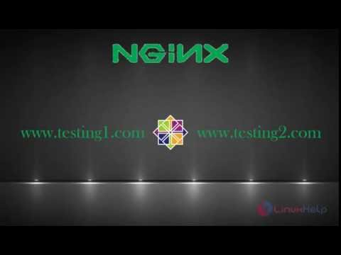 How to create virtual host in NGINX (Both Name and IP based)