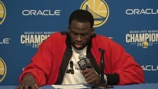 Draymond Green Postgame Interview / GS Warriors vs LA Clippers / Feb 22