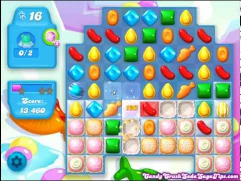 Candy Crush Soda Saga Level 225 No Boosters