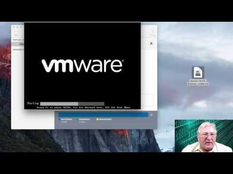 Install Ubuntu 16.04 Desktop in VMWare Fusion 8 for Mac