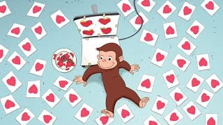 Curious George Valentine's Day ❤️ Curious George ❤️ Valentine's Day Special