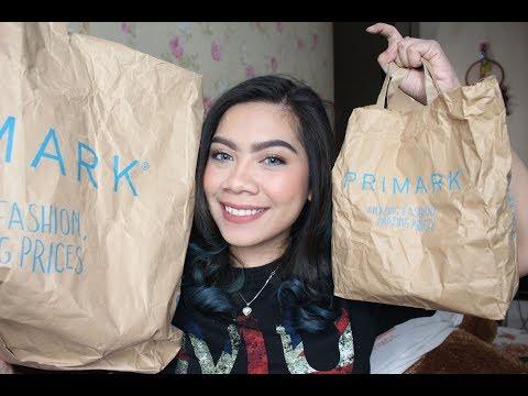 PRIMARK HAUL Makeup & Bag | Jihan Putri