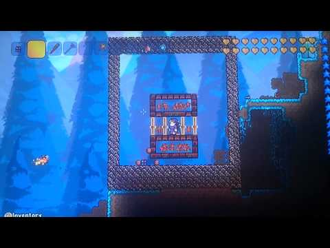 Best way to farm key molds in terraria 1.2 Ever!!!