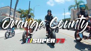 Super 73 OC Community Ride