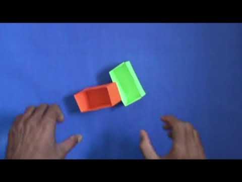 Origami Rectangular cuboid