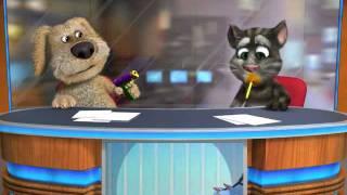 Talking Tom & Ben News - Random Fighting (pt. 1)