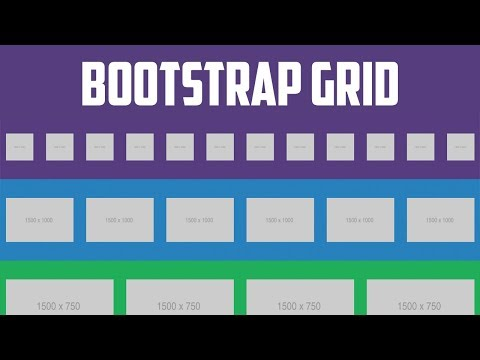 How To Use Bootstrap Grid - Bootstrap 4 Grid Layout
