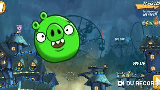 Angry Birds 2 | Clan vs  Clan 30 05 2019 With Bubbles - PakVim net
