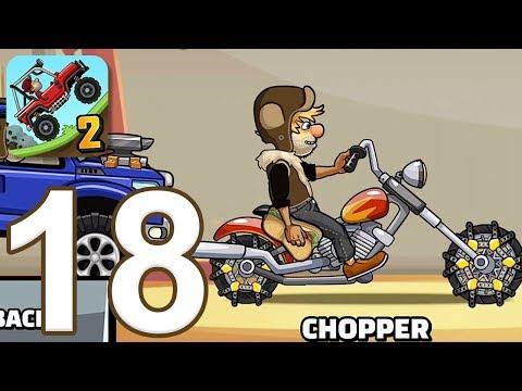 Hill Climb Racing 2 - Gameplay Walkthrough Part 18 (iOS, Android)