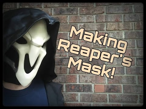 How To: Make Reaper's Mask (From Overwatch)