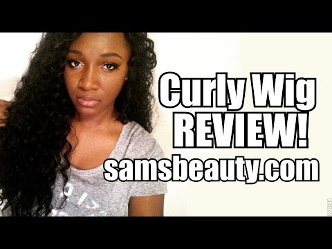 Samsbeauty.com Wig Review + How it looks on my head!