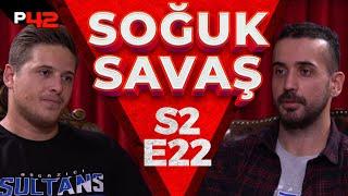 GÜLERSEN, KAYBEDERSİN! | Soğuk Savaş S2E22 w/ Boğaziçi Sultans