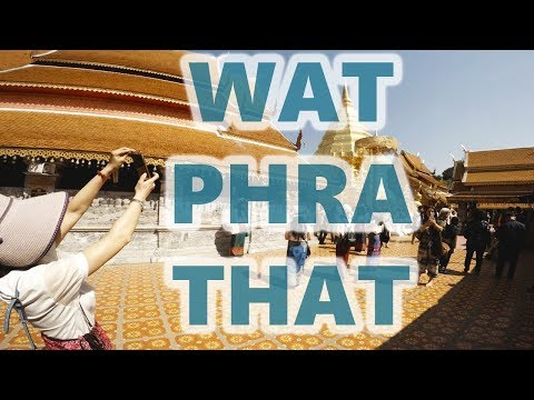 Chiang Mai's Most Sacred Temple | Wat Phra That, Doi Suthep