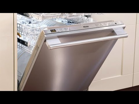 Miele Dishwasher -- Removal From Cabinet -- QUICK and EASY