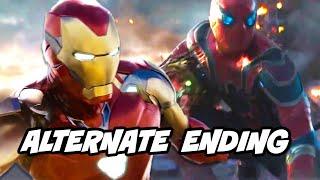 Download Avengers Endgame Alternate Ending Scene - Final Battle Deleted Scenes Breakdown Video