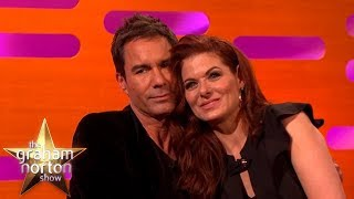 Hillary Clinton Helped Will & Grace Get Back On The Air! | The Graham Norton Show