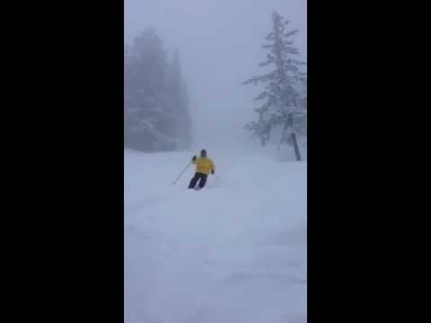 Dec 16 2012 red mountain resort on 21 cm new powder