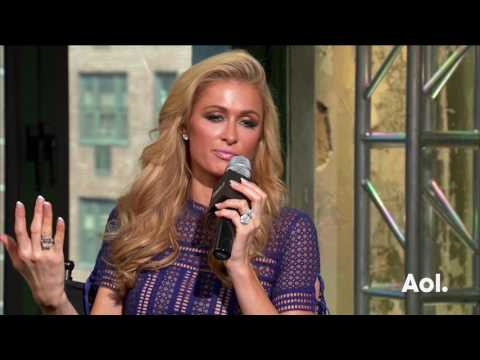 Paris Hilton On Her New Fragrance,
