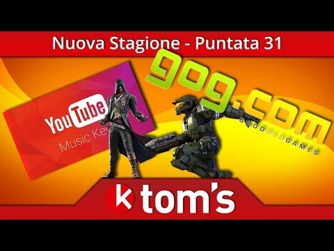 OK Tom's² - Youtube Music Key || SALDI GOG.com! - Puntata 31