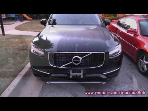 How much gas does a 2016 Volvo XC-90 T6 use