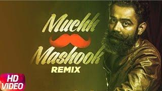 Muchh Te Mashook (Remix Song) | Amrit Maan | Latest Punjabi Song 2016 | Speed Records