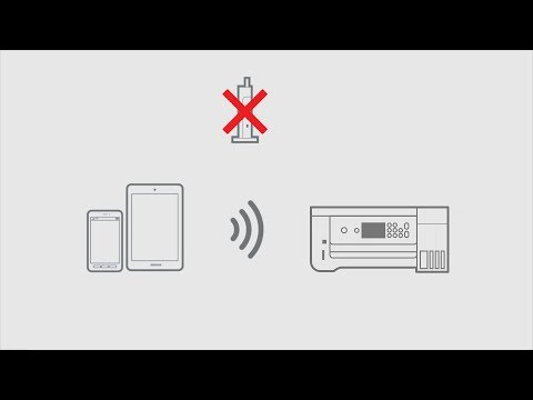 How to Connect a Printer Directly With iPhone/iPad (Epson ET-2750) NPD5832