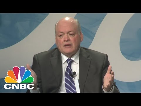 New Ford CEO Jim Hackett: What I Want To Help Impact Is Where Ford Is Going | CNBC
