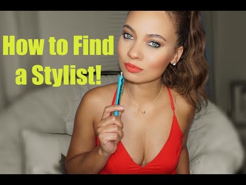 HOW TO FIND A GOOD HAIRDRESSER + HOW TO BE ONE | Brittney Gray