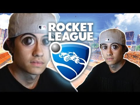 Rocket League but every time I score there's a meme #4